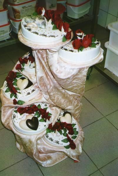 Hochzeitstorten Dorfcafe Backerei Grafe